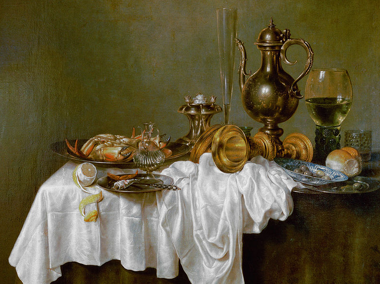 Crab for breakfast? 10 facts about a Dutch still life featuring food - DutchNews.nl