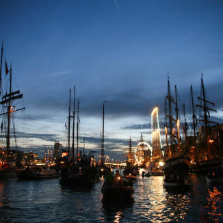 Celebrate Amsterdam's maritime past at SAIL 2015