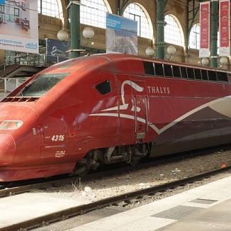 Short-haul flights? Take the train instead