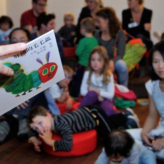 Words, words, words: celebrating languages in Utrecht