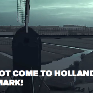 Video: a Dutch view of why refugees should go to Denmark instead