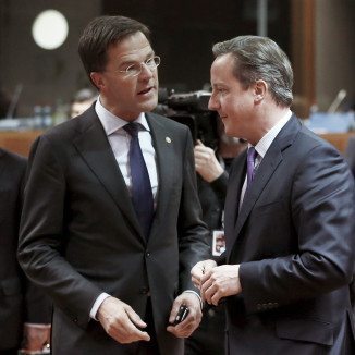 Dutch EU presidency: will Rutte show some guts?