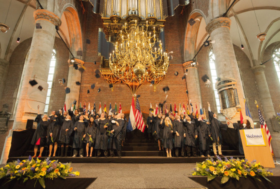 Go to an American university in the Netherlands? Yes you can