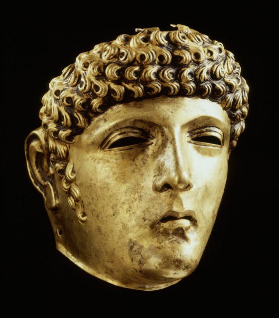 bronze mask leiden