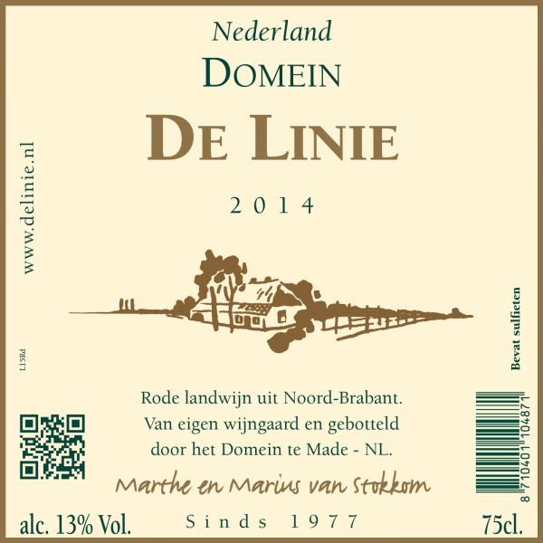 dutch wine label