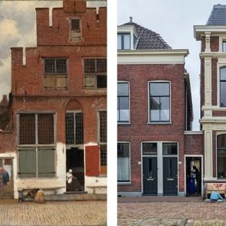 In Vermeer's Hometown, Seeking Clues to His Interior Life