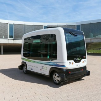 Dutch motor on in driverless car trials