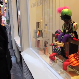Zwarte Piet, as seen through the eyes of an American film maker