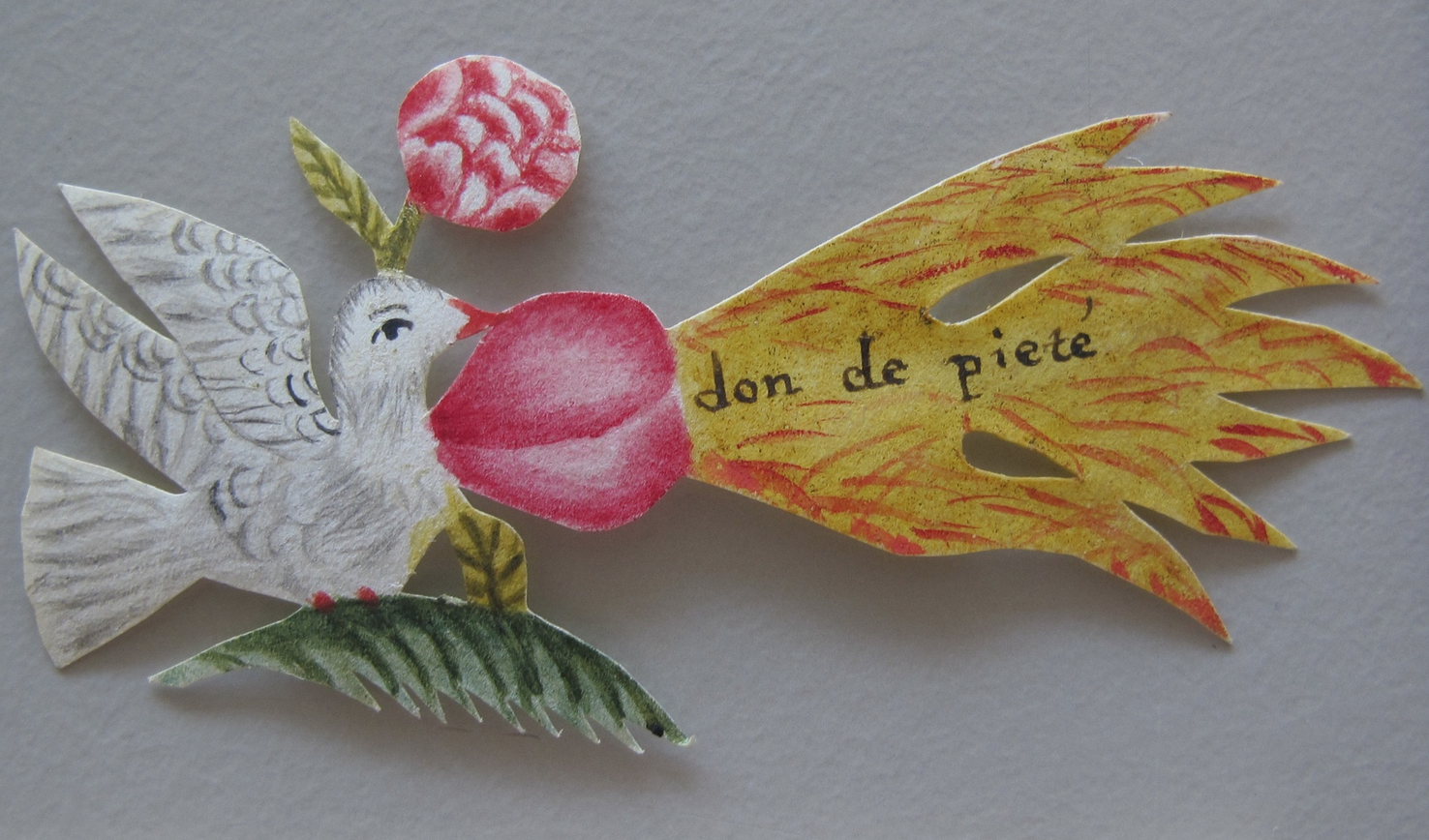 undelivered letters bird