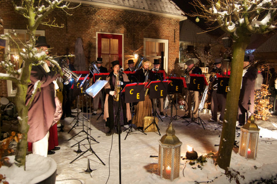 Christmas in Old Kampen