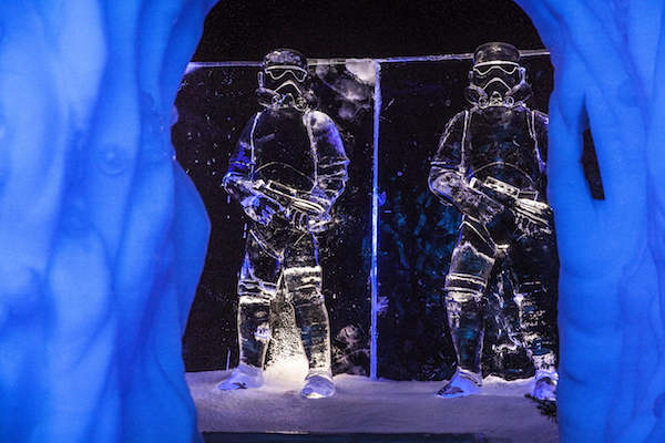 Ice sculpture zwolle
