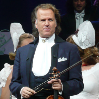 André Rieu: 'I spent £34m on fountains, ice rinks and gold carriages'