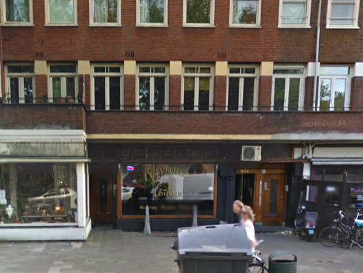The Fayrouz cafe. Photo: Google Streetview
