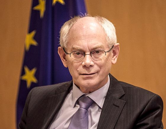 Herman van Rompuy. Photo: Michiel Hendryckx via Wikimedia Commons