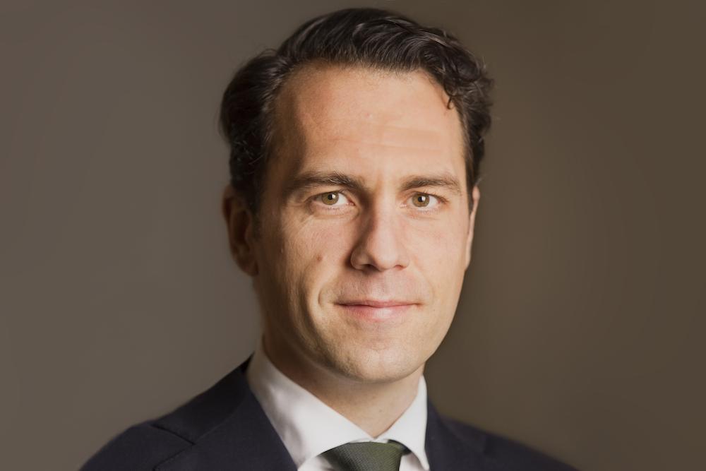 Martijn van Dam. Photo: Rijksoverheid.nl