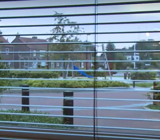 Video: A Syrian refugee family in the Dutch village of Kessel-Eik