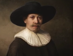 The digital Rembrandt: a new way to mock art, made by fools