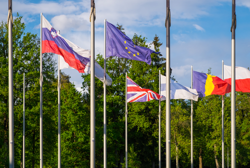 Will the Union Jack disappear from the EU line-up? Photo: Depositphotos.com