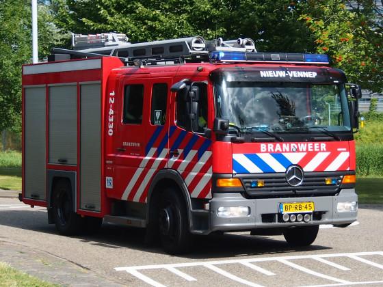 Netherlands fire engine