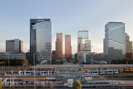 Amsterdam Zuidas