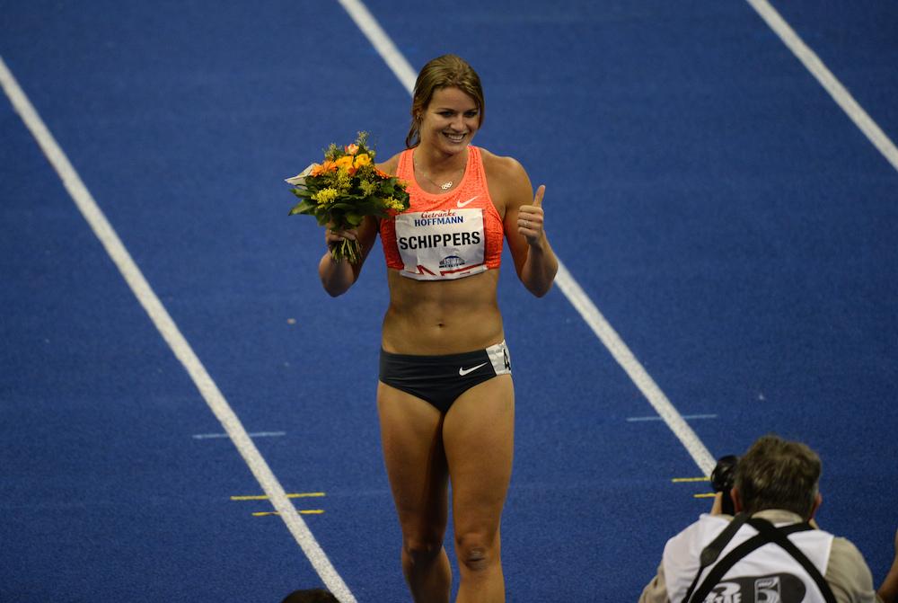 Dafne Schippers is a Dutch medal hopeful. Photo Ralf Hirschberger/dpa