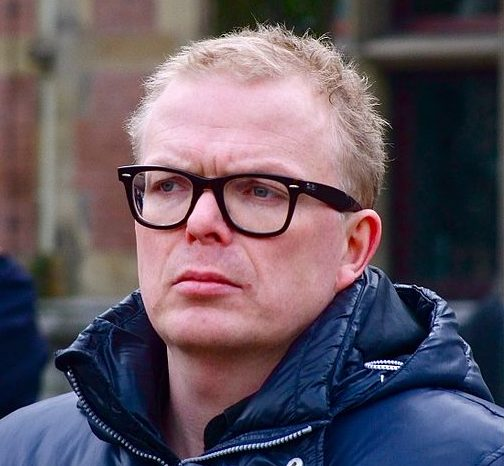 Jan Roos. Photo: Roel Wijnants via Wikimedia Commons