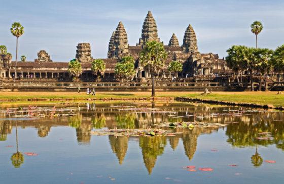 Cambodia ncity of Siem Reap