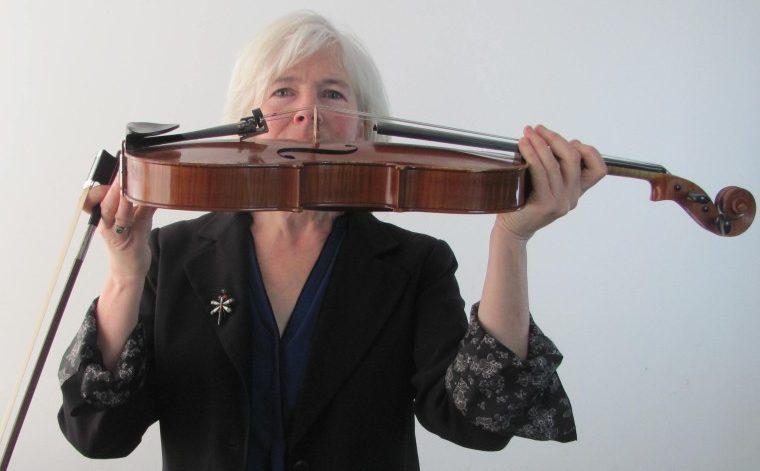 Julia's viola