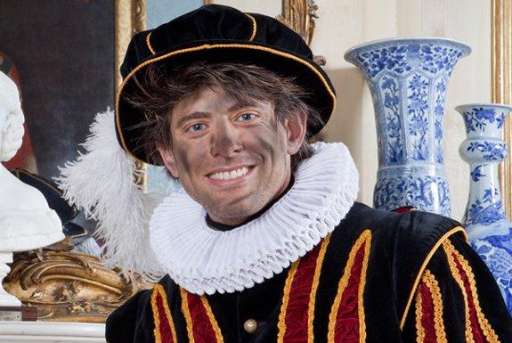 RTL's new version of Zwarte Piet. Photo: RTL