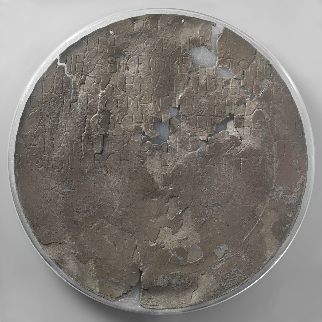 The Hartog plate