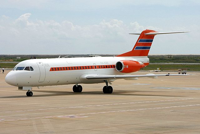 The Dutch government jet. Photo: Pedro Aragão via Wikimedia Commons