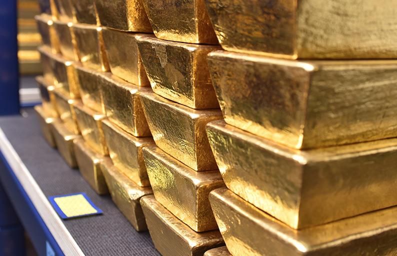 Image result for netherlands gold reserves