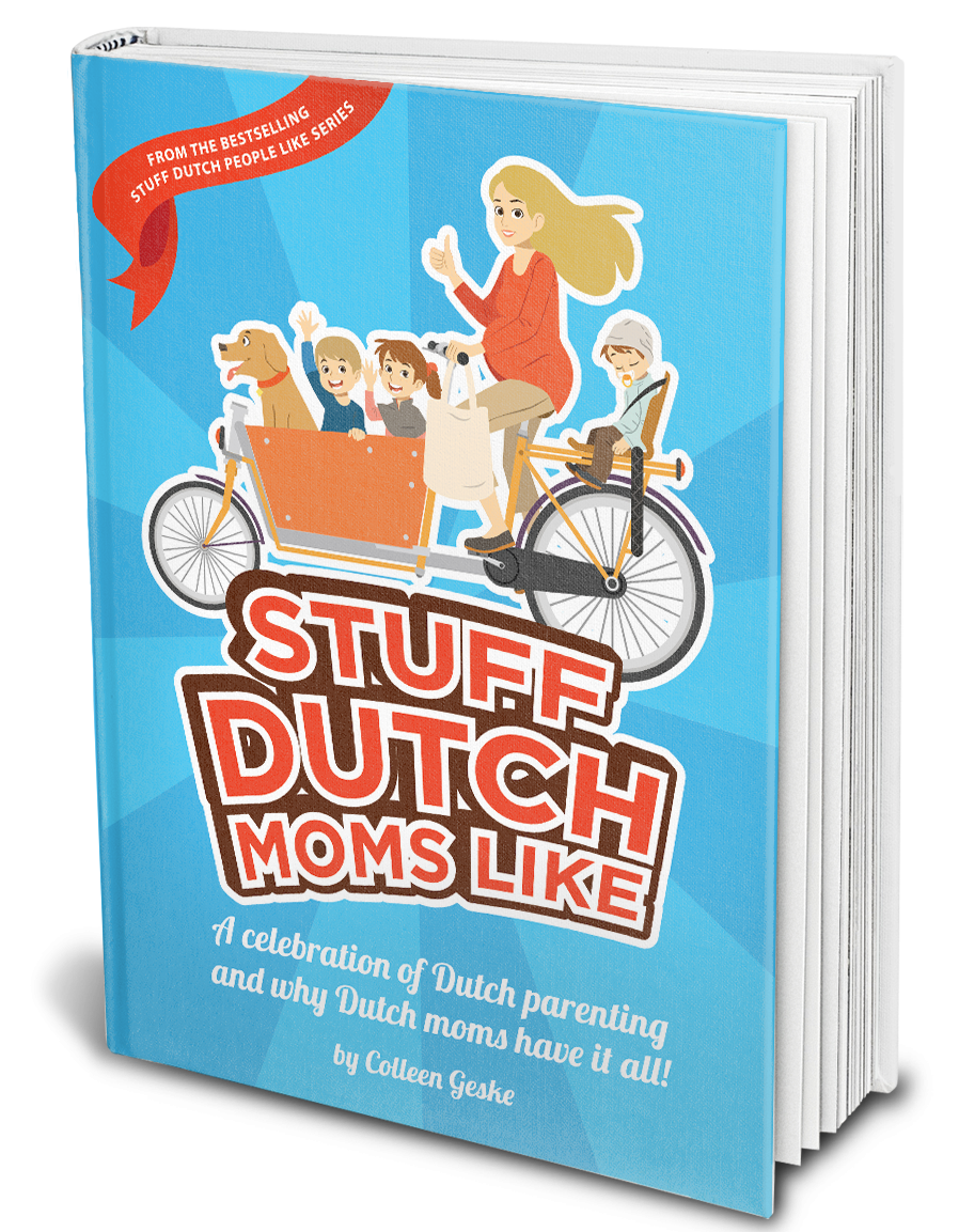 Stuff Dutch People Like takes on food and mothers