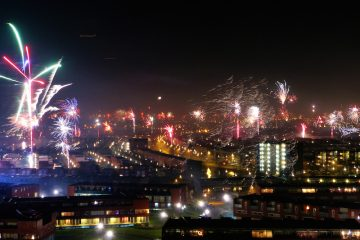 Seven Dutch ways to bring in the New Year