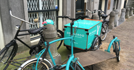 Deliveroo challenged again over self employed delivery workers