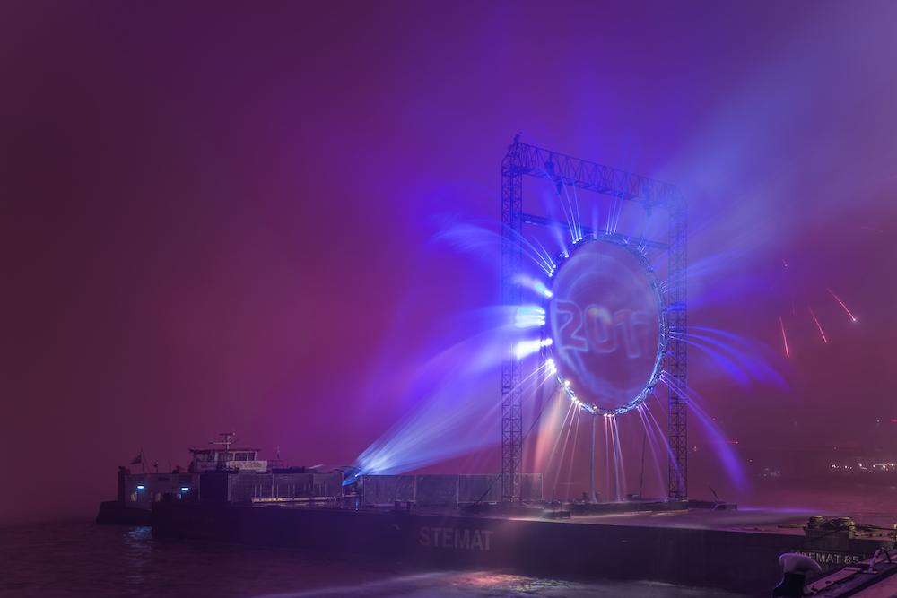 The national firework show in Rotterdam. Photo: Marc van der Stelt - MS Fotografie via HH