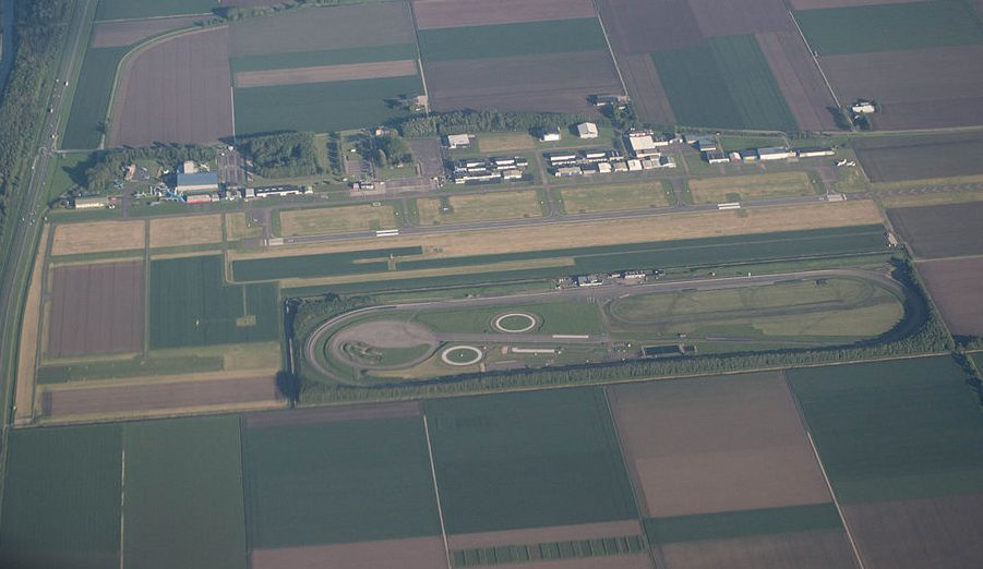 Amsterdam Lelystad-Airport under construction: re-opening 2019