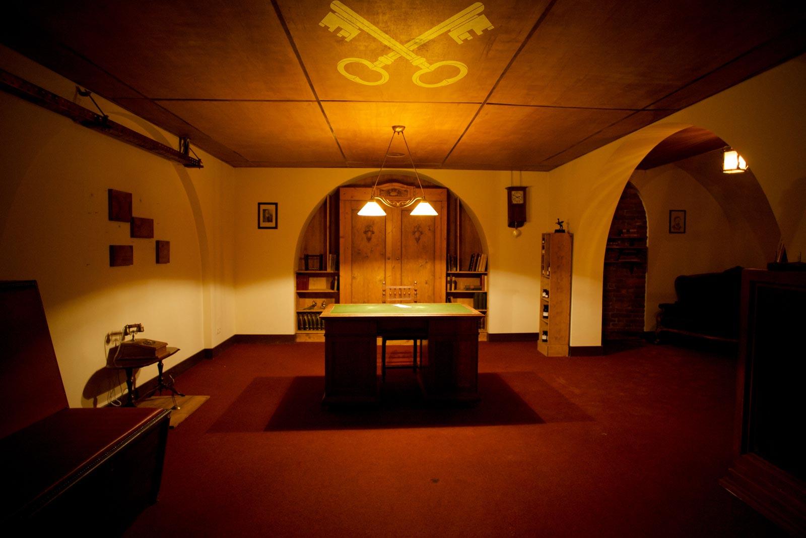 Captive Escape Rooms