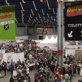 Pikachu, wookies and Seven of Nine take over Utrecht's convention centre