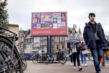 The newbies of the Dutch election: six first time parties