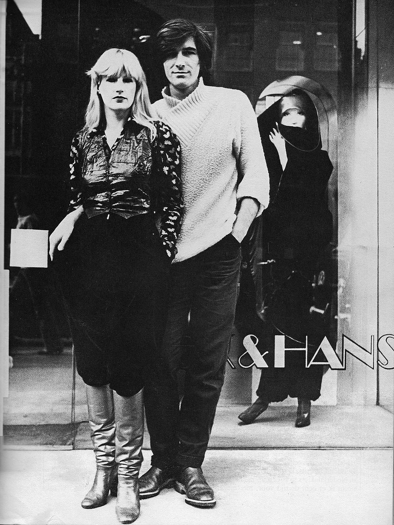 Fifty years on, Dutch fashion duo Puck & Hans are at