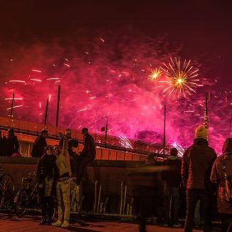 10 ways to celebrate New Year in the Netherlands
