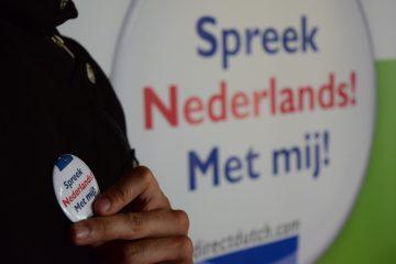 Spreek Nederlands met mij: A week of eschewing English