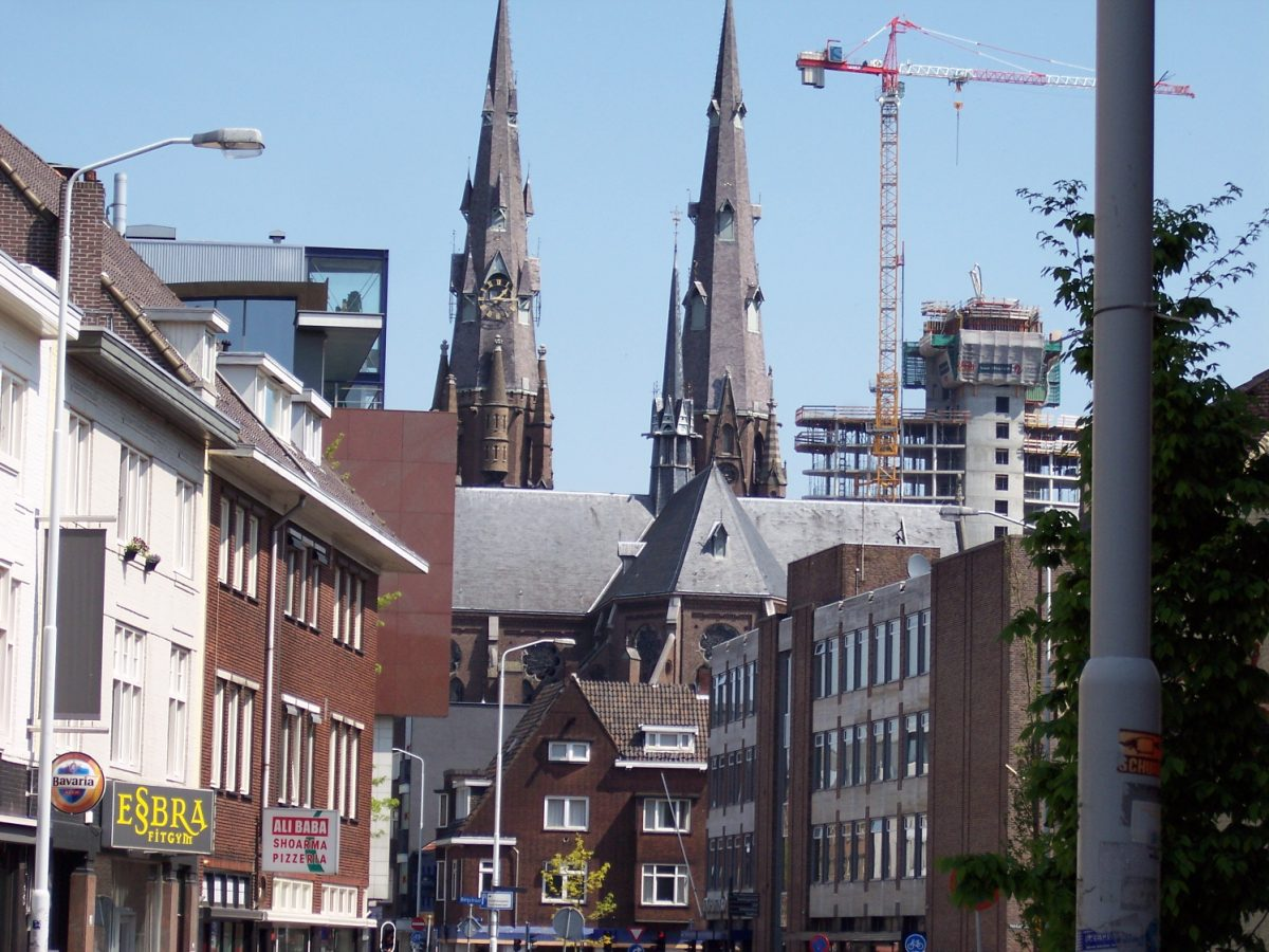 View of Eindhoven