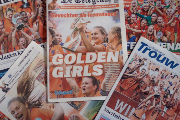 Eleven things you need to know about Dutch women's football