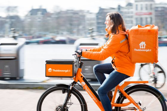Prosus to take Takeaway's place in Amsterdam's blue chip index - DutchNews.nl