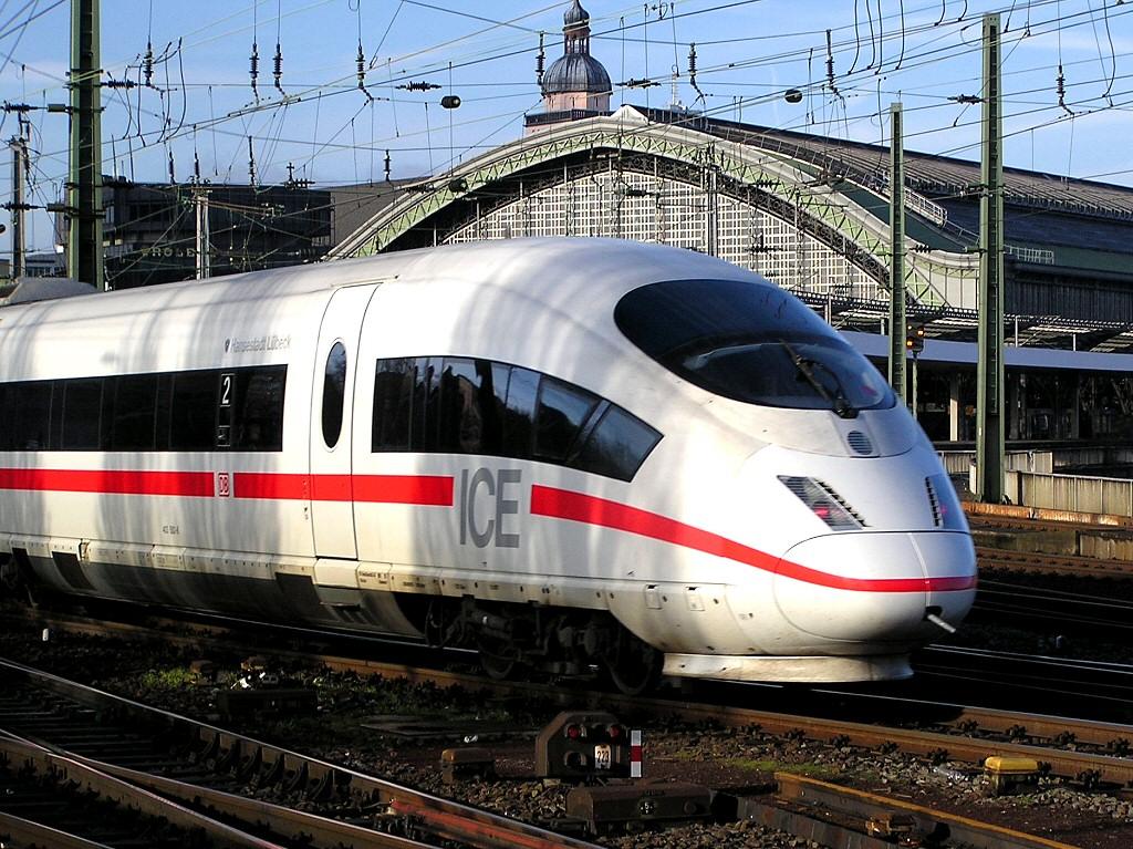Fast In German >> Germany Is The Bottleneck In The European Fast Train Network