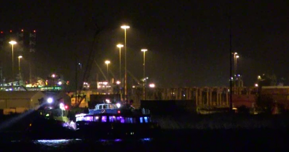 No trace of British man who fell from party boat in Noord Holland canal