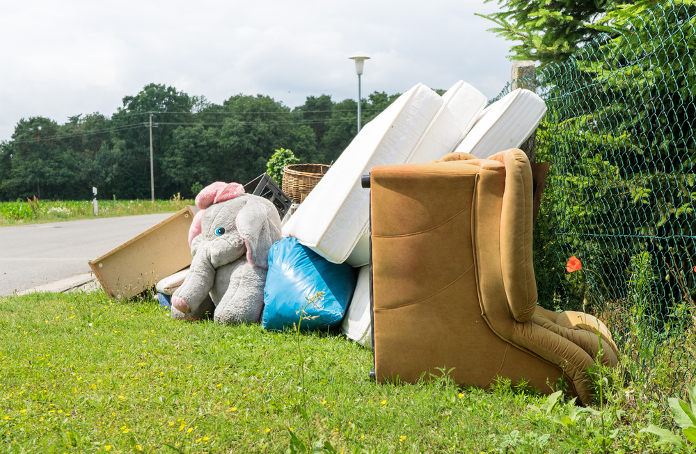 The Hague to leave old mattresses in the street, as illegal dumping soars - DutchNews.nl