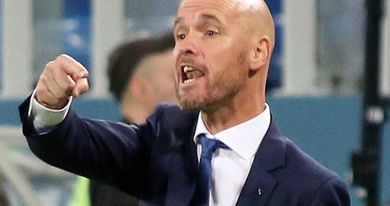 Ajax to sign Erik ten Hag as new head coach from FC Utrecht